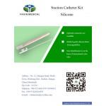 Suction Catheter Kit Silicone